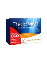 Laboratoires IPRAD Thalamag Magnésium Marin Forme Physique et Mentale 60 Gélules - Boîte 60 Gélules