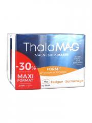 Laboratoires IPRAD Thalamag Magnésium Marin Forme Physique et Mentale Lot de 2 x 60 Gélules - Lot 2 x 60 Gélules