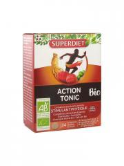 Super Diet Action Tonic Bio 24 Comprimés - Boîte 24 comprimés