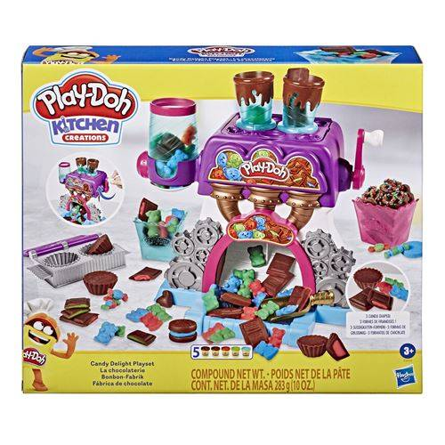 Play Doh Pâte à modeler Play Doh Kitchen Creations La chocolaterie - Pâte à modeler