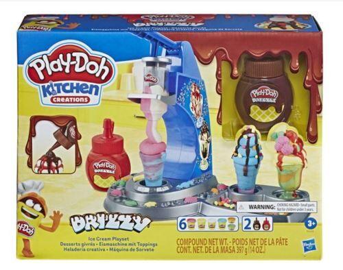 Play Doh Pâte à modeler Play-Doh Kitchen Desserts Givrés - Pâte à modeler