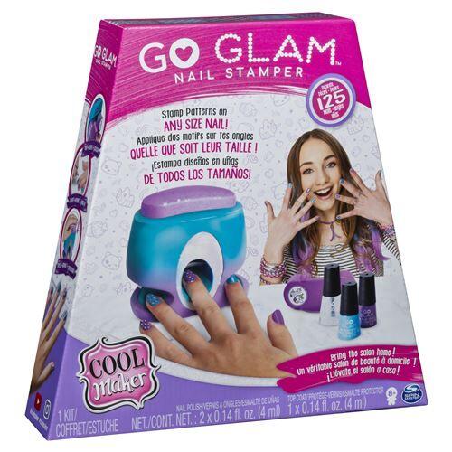 Cool Maker Pack cosmétique Cool Maker Go Glam Nail Stamper - Parfum, cosmétique