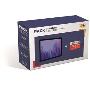 Samsung Pack Tablette tactile Samsung Galaxy Tab A7 10,4'' 32 Go Wifi + Carte Micro SD 64 Go Samsung Evo Plus - Publicité
