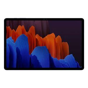 """Samsung Tablette tactile Samsung Tab S7+ 12.4"""" WiFi 256 Go Bleu - Publicité"""