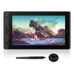 """Huion Tablette Graphique Huion Kamvas Pro 16 Premium 15,6"""" Noir - Tablette graphique avec écran - Publicité"""