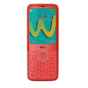 Wiko Téléphone mobile Wiko Riff3 Plus LS Corail - Smartphone