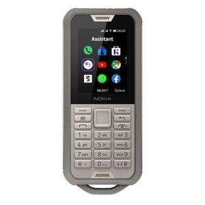 NKIA Téléphone mobile Nokia 800 Double SIM Sable - Publicité
