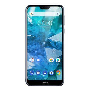 Nokia Smartphone Nokia 7.1 Double SIM 32 Go Bleu - Publicité