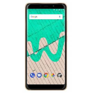 Wiko Smartphone Wiko View Max Double SIM 32 Go Or - Smartphone