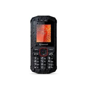 Crosscall Téléphone mobile Crosscall Spider-X1 Noir - Smartphone