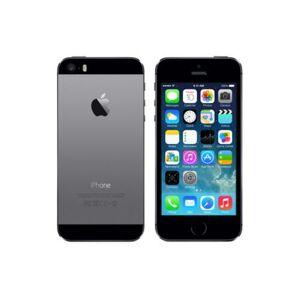 """Apple iPhone Remade 5s 32 Go 4"""" Gris Reconditionné comme neuf - Smartphone - Publicité"""