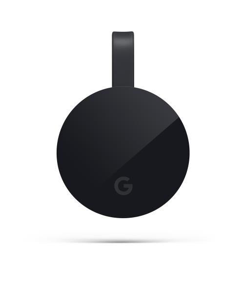 Google Chromecast Ultra - Réseau sans fil