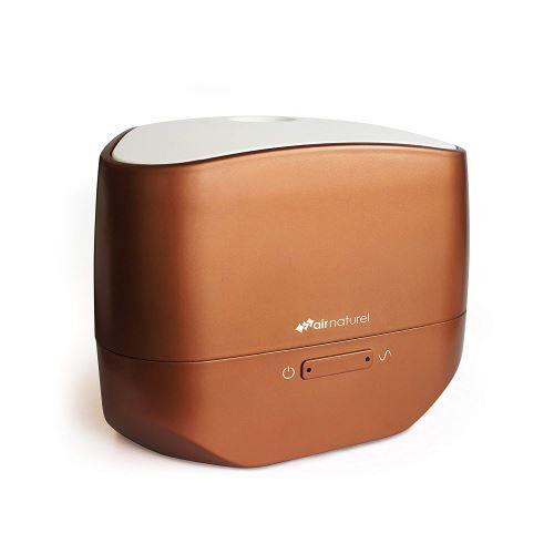 Air and Me Diffuseur d'huiles essentielles Air and Me Airom Cuivre - Humidificateur pour bébé