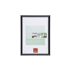 Brio Cadre photo bois Brio Gallery 60x80 cm noir - Accessoire photo - Publicité