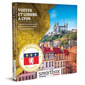 SmartBox Coffret cadeau Smartbox Visites et loisirs à Lyon - Coffret cadeau - Publicité
