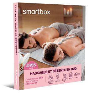 SmartBox Coffret cadeau SmartBox Massages et détente en duo - Coffret cadeau - Publicité