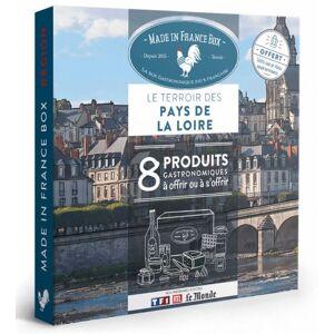 Made In France Box Coffret cadeau Made In France Box Le Terroir des Pays de La Loire - Coffret cadeau - Publicité