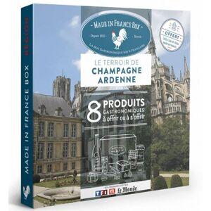Made In France Box Coffret cadeau Made In France Box Le Terroir de Champagne Ardenne - Coffret cadeau - Publicité