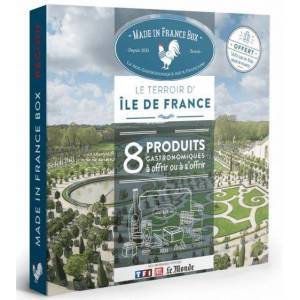 Made In France Box Coffret cadeau Made In France Box Le Terroir d'Ile de France - Coffret cadeau - Publicité