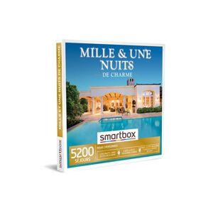 SmartBox Coffret cadeau Smartbox Mille et une nuits de charme - Coffret cadeau - Publicité