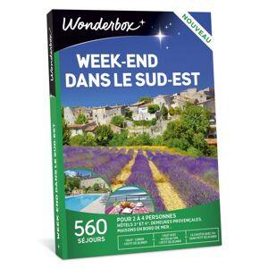 Wonderbox Coffret cadeaux Wonderbox Week-end dans le sud est - Coffret cadeau - Publicité