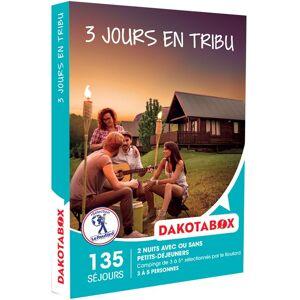 Dakotabox Coffret cadeau Dakotabox 3 Jours en tribu - Publicité