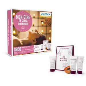 Vivabox Coffret cadeau Vivabox Bien-être et Soins du monde - Coffret cadeau - Publicité
