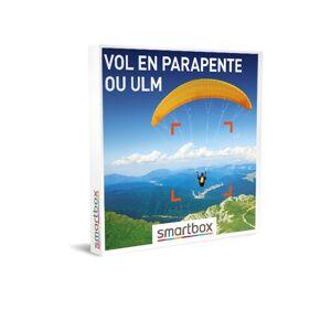 SmartBox Coffret cadeau Smartbox Vol en parapente ou ULM - Coffret cadeau - Publicité