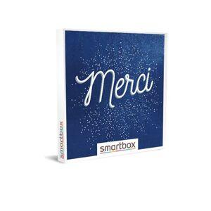 SmartBox Coffret cadeau Smartbox Merci - Coffret cadeau - Publicité