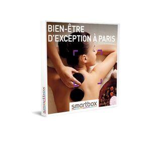 SmartBox Coffret cadeau Smartbox Bien-être d'exception à Paris - Coffret cadeau - Publicité