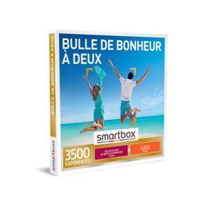 SmartBox Coffret cadeau Smartbox Bulle de bonheur à deux - Coffret cadeau - Publicité