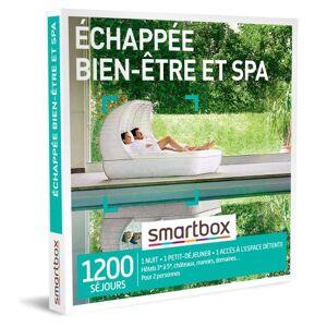 SmartBox Coffret cadeau Smartbox Échappée bien-être et spa - Coffret cadeau - Publicité