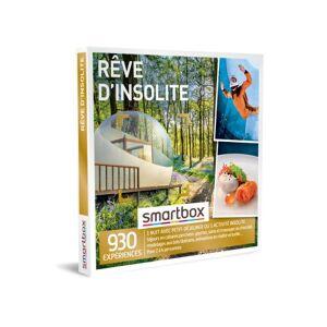 SmartBox Coffret cadeau Smartbox Rêve d'insolite - Coffret cadeau - Publicité
