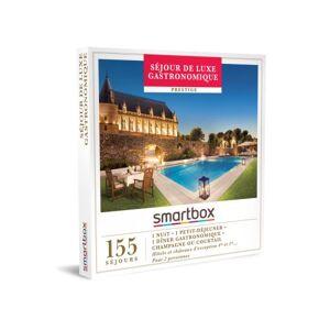 SmartBox Coffret cadeau Smartbox Séjour de luxe gastronomique - Coffret cadeau - Publicité