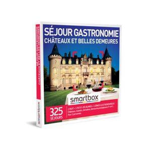 SmartBox Coffret cadeau Smartbox Séjour gastronomie châteaux et belles demeures - Coffret cadeau - Publicité