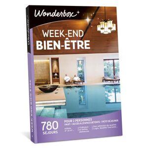 Wonderbox Coffret Cadeau Wonderbox Weekend Bien-Être - Coffret cadeau - Publicité