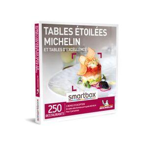 SmartBox Coffret cadeau Smartbox Tables étoilées MICHELIN et tables d'excellence - Coffret cadeau - Publicité