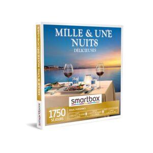 SmartBox Coffret cadeau Smartbox Mille et une nuits délicieuses - Coffret cadeau - Publicité
