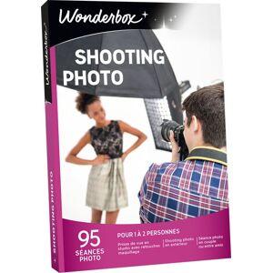 Wonderbox Coffret cadeau Wonderbox Shooting Photo - Coffret cadeau - Publicité