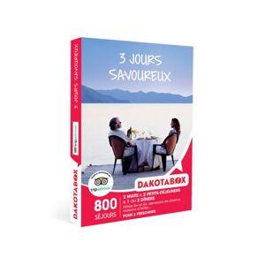 Dakota Box Coffret cadeau Dakotabox 3 jours savoureux - Coffret cadeau - Publicité