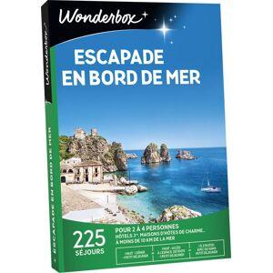 Wonderbox Coffret cadeau Wonderbox Escapade en bord de mer - Coffret cadeau - Publicité