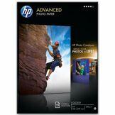 HP Papier photo imprimante HP Advanced - Brillant - Papier pour imprimante