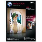 HP Papier photo imprimante HP Premium Plus - Brillant - Papier pour imprimante