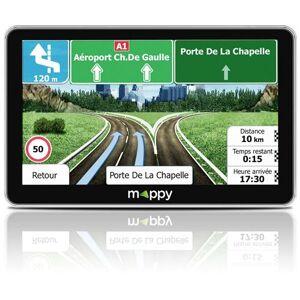 """Mappy GPS Mappy Maxi X755 Truck 7"""" Europe 44 pays Noir - GPS Auto - Publicité"""