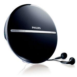 Philips Baladeur CD/MP3 Philips EXP2546/12 Noir - Baladeur CD - Publicité