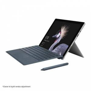 "Microsoft PC Hybride Microsoft Surface Pro 12.3"" Tactile Intel Core i5 8 Go RAM 256 Go SSD - PC hybride"