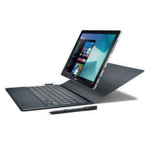 """Samsung Tablette PC Samsung Galaxy Book 10.6"""" Tactile Intel Core m3 64 Go WiFi Reprise - PC hybride - Publicité"""