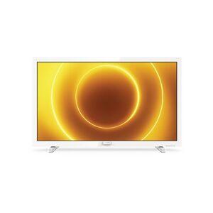 """Philips TV Philips 5500 Séries 24PFS5535 24"""" Full HD Blanc laqué - Publicité"""