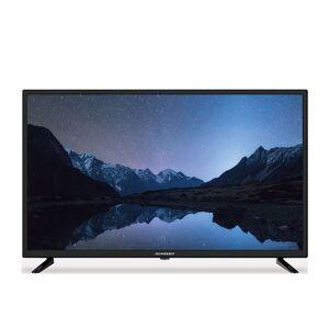 "Schneider TV Schneider LED32-SC410K 31"" HD Noir - Publicité"