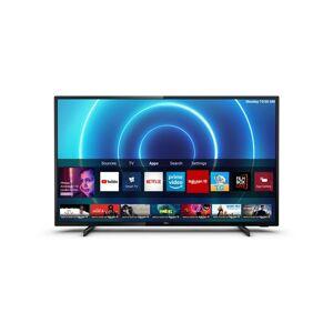 """Philips TV Philips 58PUS7505 58"""" 4K UHD Smart TV Noir - Téléviseur LCD 56"""" et plus - Publicité"""